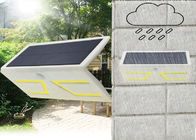 Integrated All In One Solar Outdoor Motion Light Wireless Installation