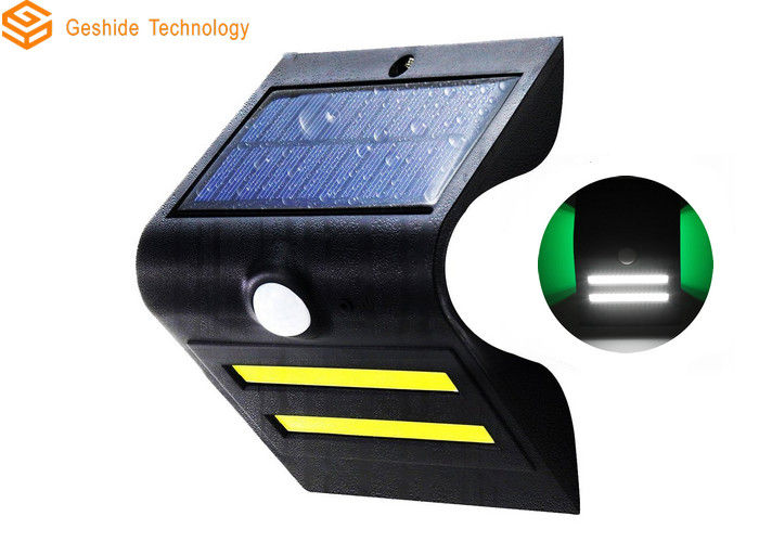 1.5W 150lm Solar Powered Outdoor Led Security Light With Motion Sensor