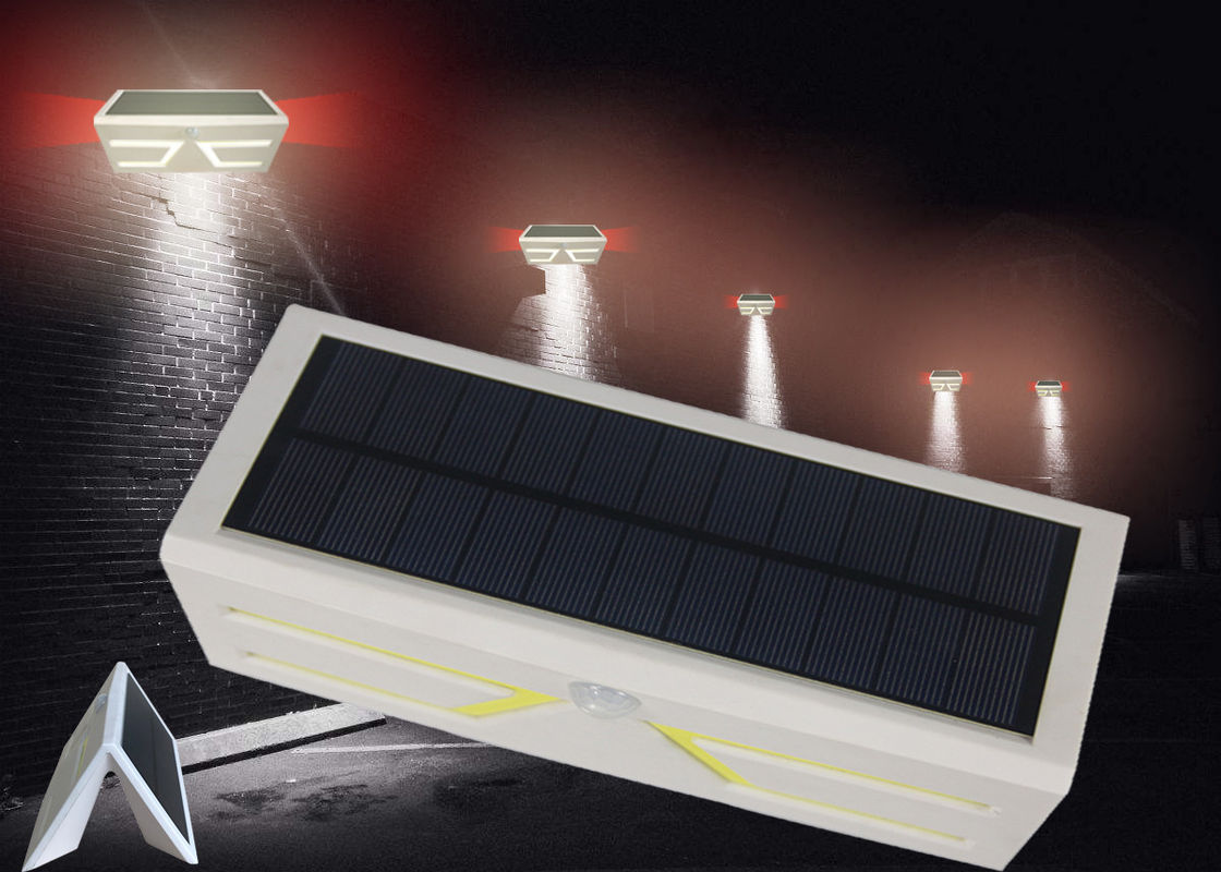 Super Brightness Solar Outdoor Motion Light , Solar Powered Security Lights With Motion Sensor