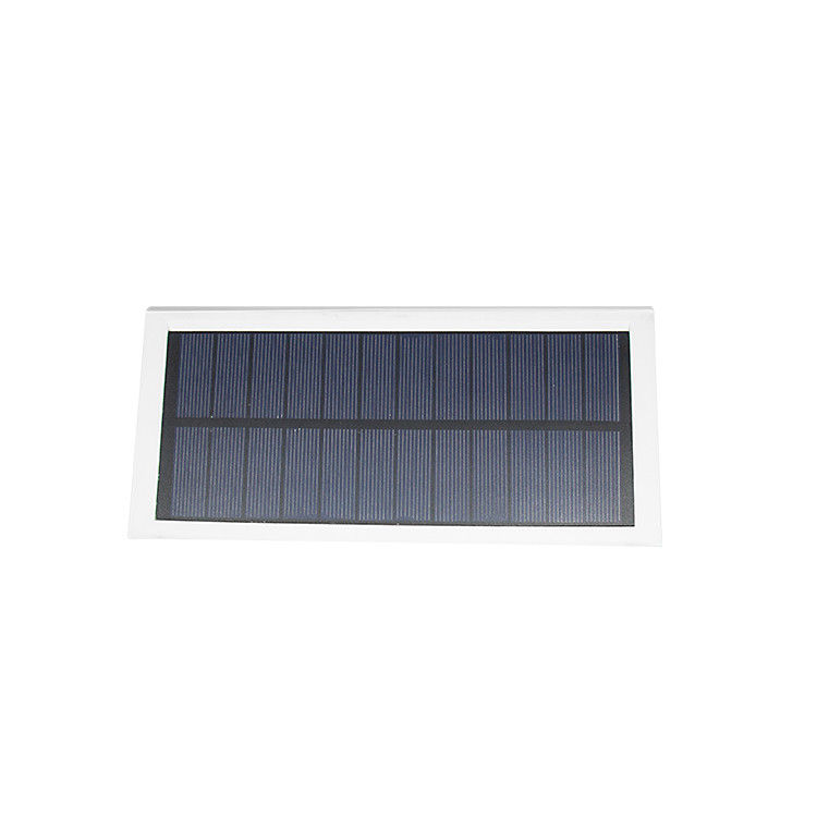 Decorative Solar Powered Led Outdoor Lights PIR Solar Power Garden With Switch