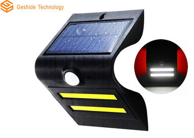 China Wireless Installation Solar Motion Wall Light With 3pcs SMD LED 3528 Red LED Type factory