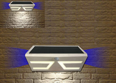 China Easy Install Solar Powered Motion Detector Lights , Outdoor Led Motion Sensor Light factory