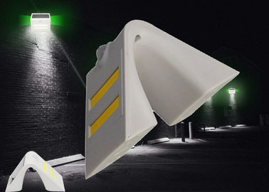 Waterproof Solar Motion Wall Light With COB LED Lighting , Long Lifespan